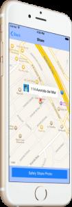 White iPhone 6 screen 2